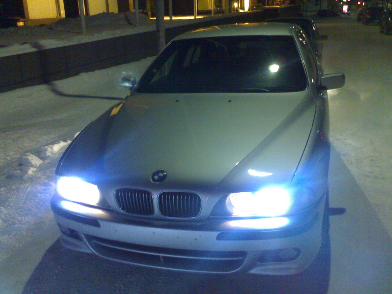 KIT XENON BMW E36 E46 MINI E39