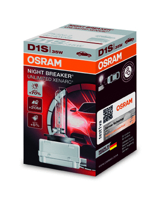 osram d1s night breaker unlimited 70 xenonkauppa finland. Black Bedroom Furniture Sets. Home Design Ideas